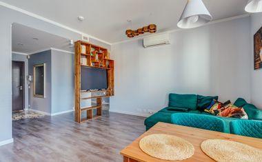 2-комнатная, 56.65 м²– 6