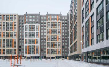 1-комнатная, 42.65 м²– 3
