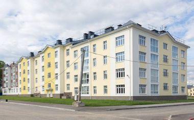 1-комнатная, 43.68 м²– 4