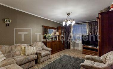 3-комнатная, 77.8 м²– 2