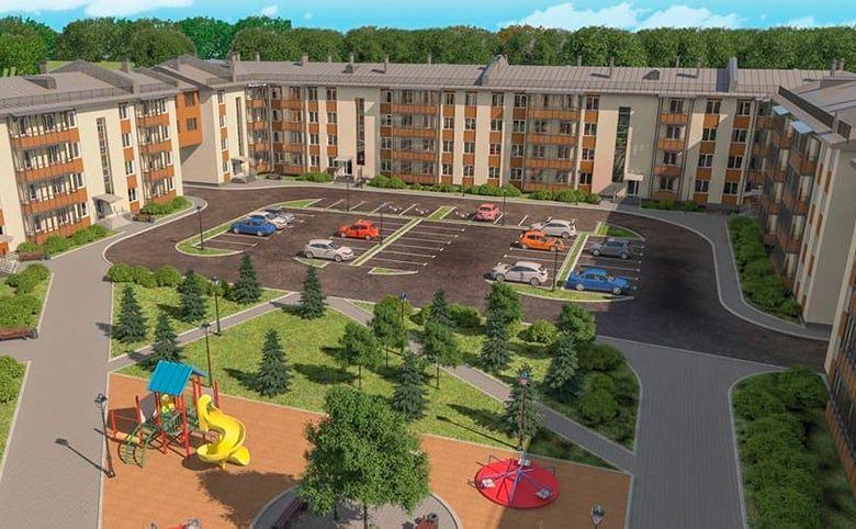 ЖК «ЭкспоГрад III»