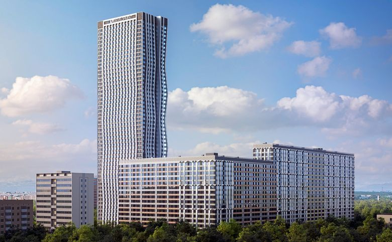 ЖК «AFI Tower»– 1