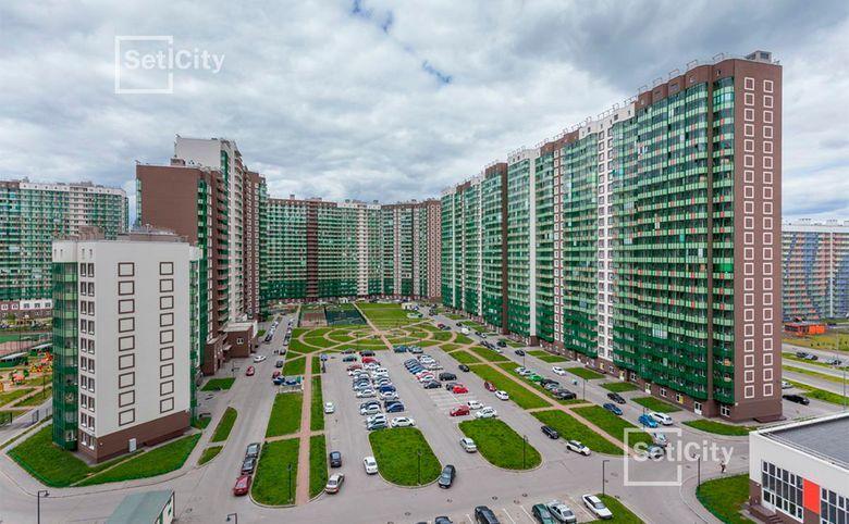 ЖК «GreenЛандия 2», Всеволожский р-н в СПб