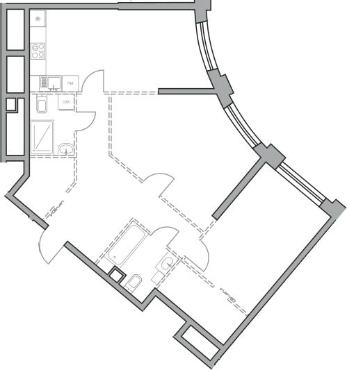 Своб. план., 83.57 м²