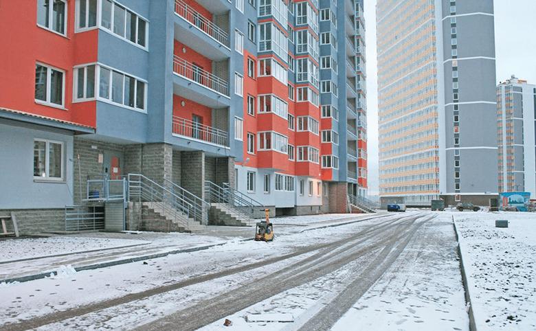 ЖК Кудров-Хаус – 2