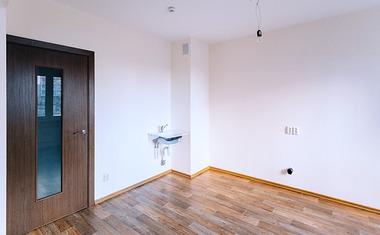 1-комнатная, 37.6 м²– 4