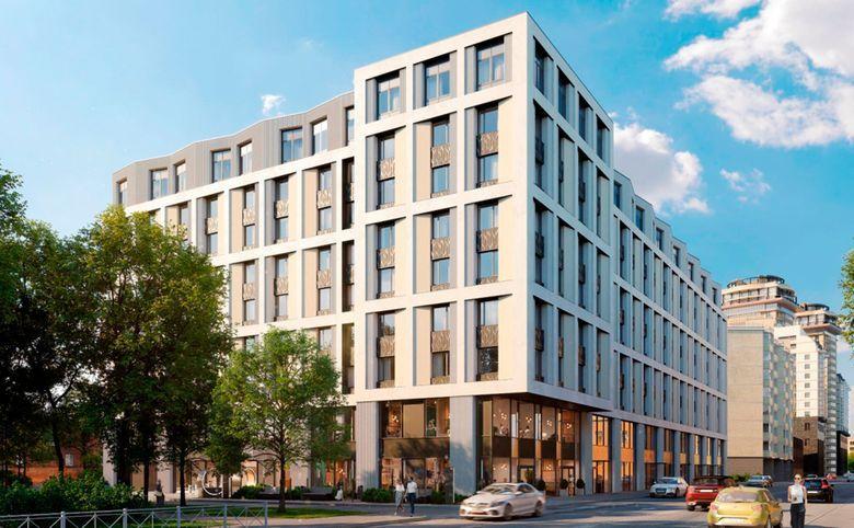 Свободная планировка, 29.9 м², 4 этаж – 1