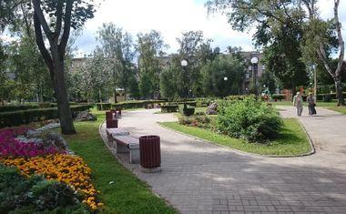 Шкиперский сад
