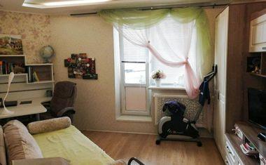 2-комнатная, 57 м²– 2