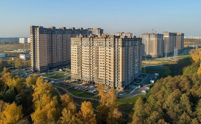 ЖК «Новоград Павлино»– 1