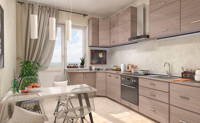 3Е-комнатная квартира, 53.45 м², 12 этаж – 4