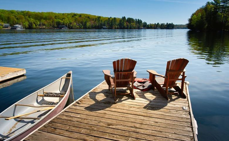 Ладожское озеро в 20 минутах транспортом
