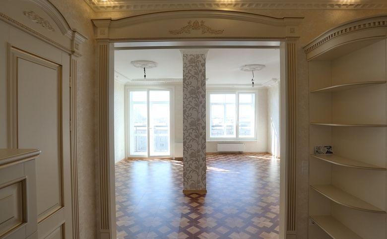3-комнатная квартира, 144.8 м², 8 этаж – 2