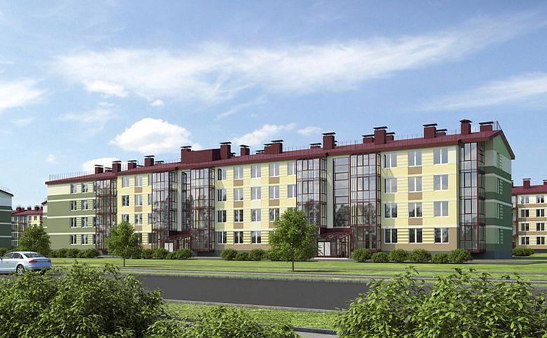 2Е-комнатная квартира, 41.98 м², 4 этаж – 7