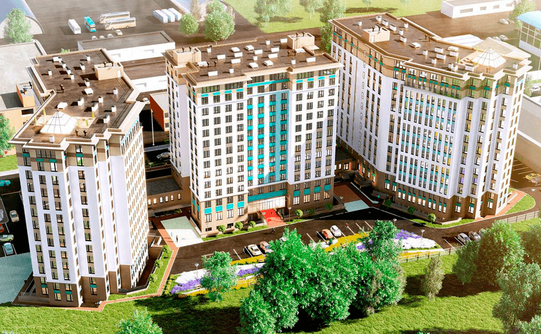 ЖК «Апарт-отель Начало»– 1