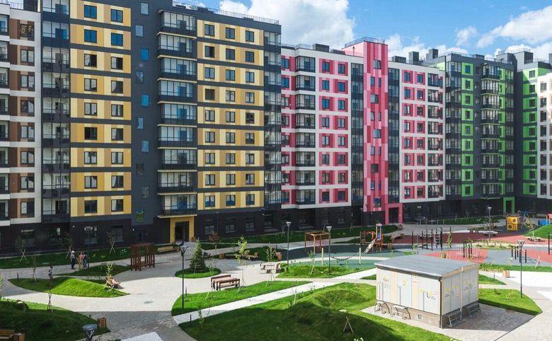 3-комнатная квартира, 73 м², 4 этаж – 9