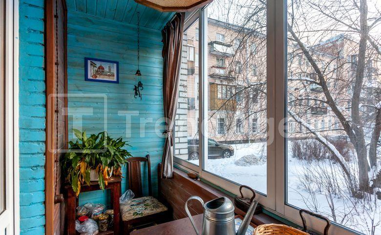 3-комнатная квартира, 71.3 м², 1 этаж – 11