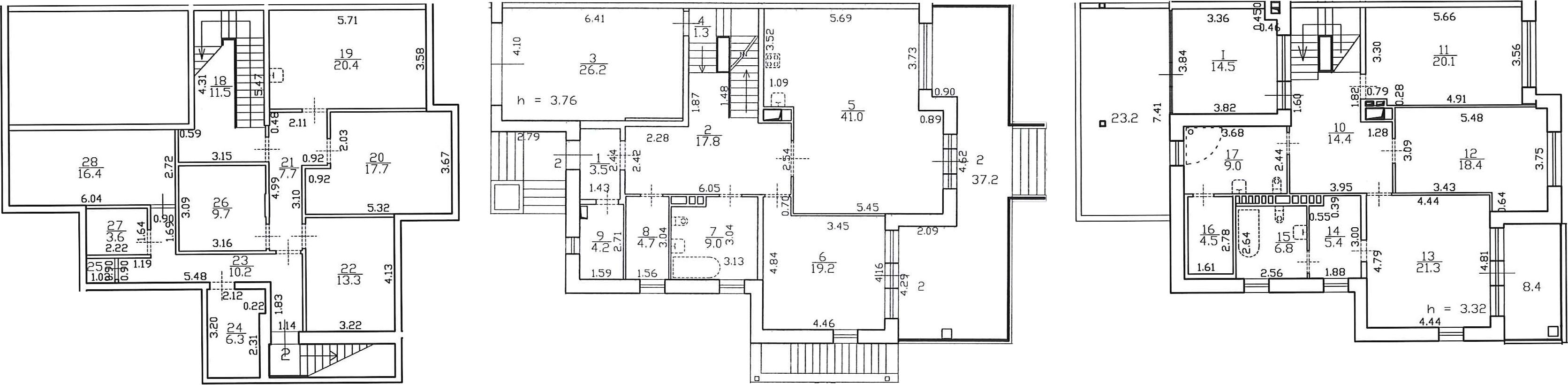 Таунхаус, 380.6 м²– 2