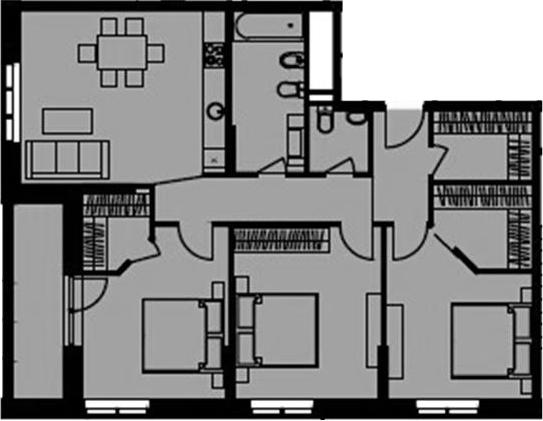 Своб. план., 96.89 м²
