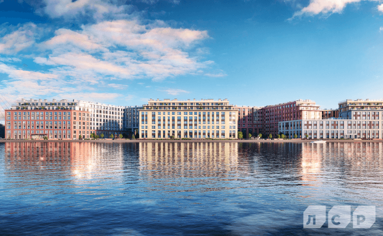 ЖК «Neva Residence»– 1