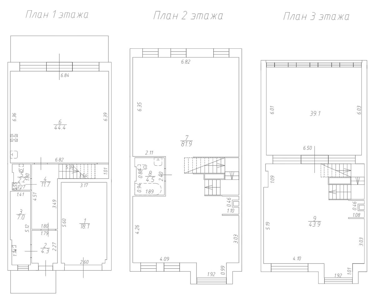 Таунхаус, 229.63 м²– 2