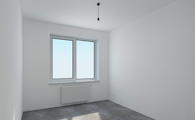 3Е-комнатная, 54.05 м²– 3