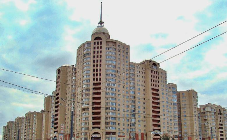 Коломяжский пр-кт, 20