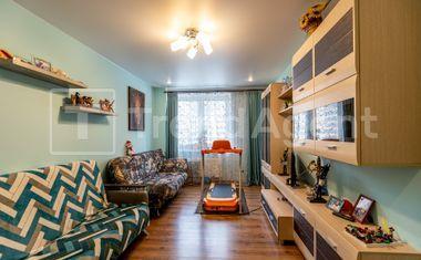 2-комнатная, 54.52 м²– 5