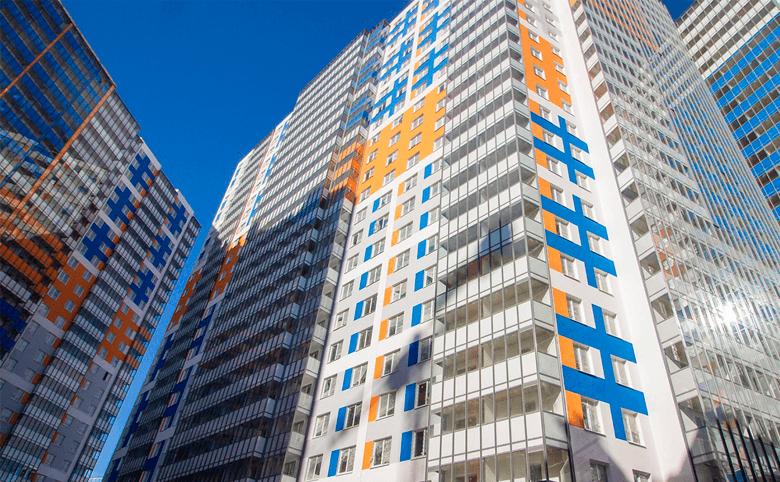 2-комнатная квартира (евро), 43.15 м², 20 этаж – 6