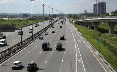 Волковское шоссе