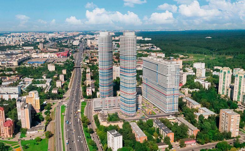 Свободная планировка, 109 м², 26 этаж – 2