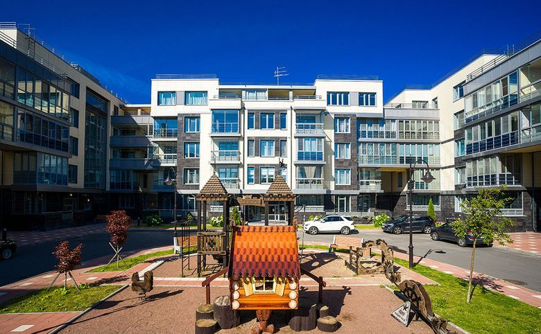 5Е-комнатная квартира, 173.4 м², 1 этаж – 7