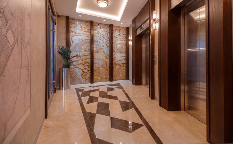 3Е-комнатная квартира, 115.79 м², 1 этаж – 8