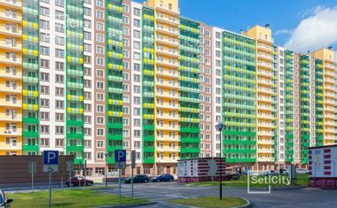 3Е-комнатная, 70.9 м²– 4