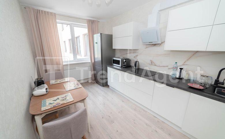 1-комнатная квартира, 35.62 м², 4 этаж – 6