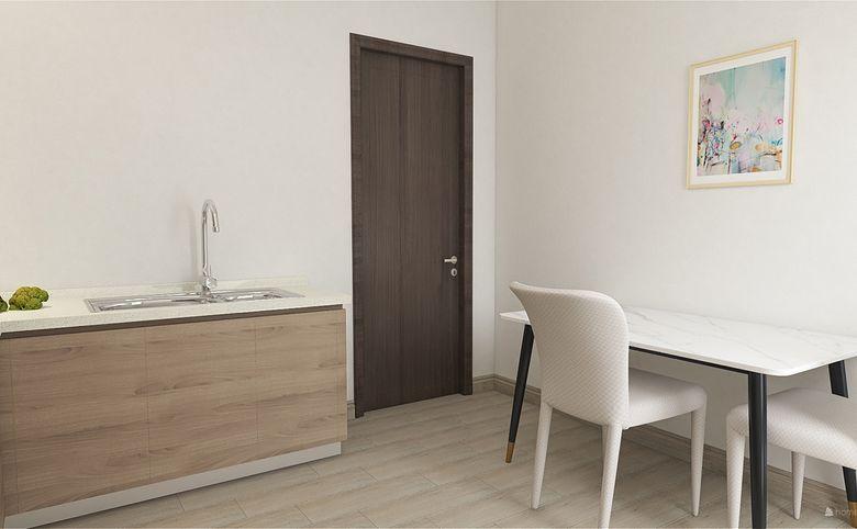 1-комнатная квартира, 33.77 м², 8 этаж – 6
