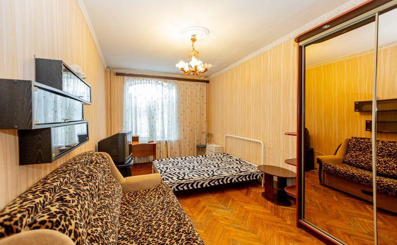 2-комнатная квартира, 54.52 м², 1 этаж – 1