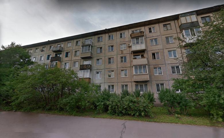 ул Карпинского 31 к2