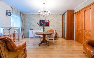 3-комнатная, 95.2 м²– 1