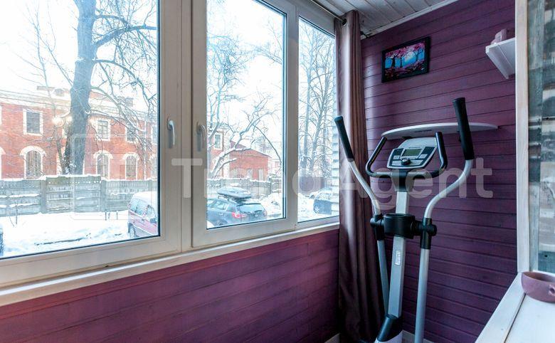 3-комнатная квартира, 71.3 м², 1 этаж – 12