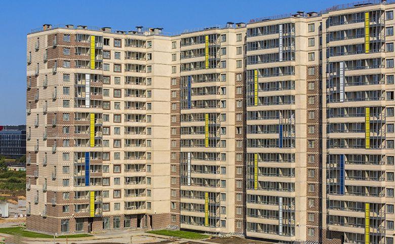 ЖК «ЦДС Московский»– 1