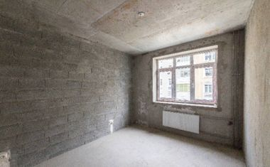 1-комнатная, 46.34 м²– 4