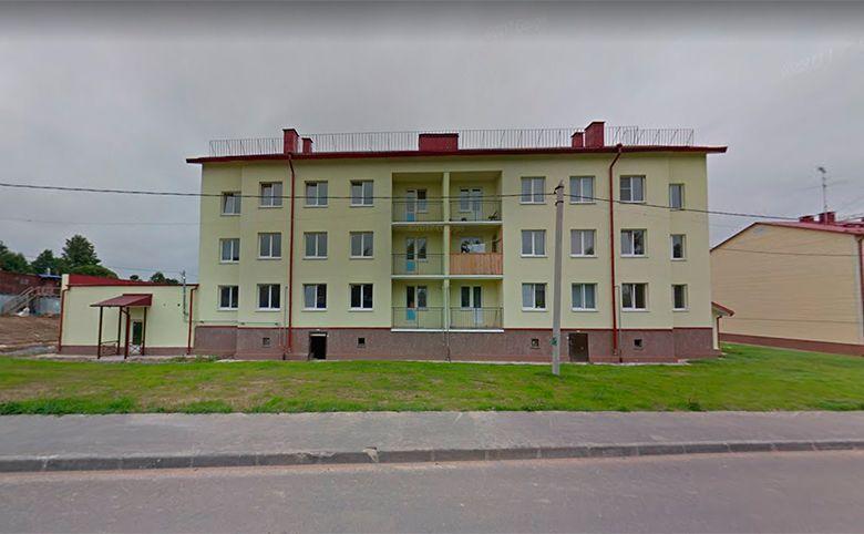 деревня Вартемяги, ул Ветеранов, 7– 3