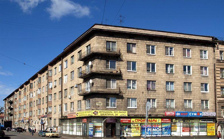 ул Шкапина, 6