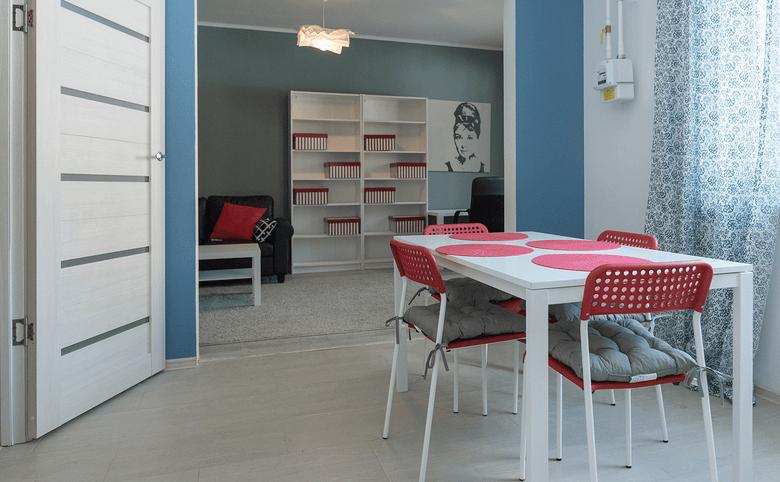 1-комнатная квартира, 32 м², 1 этаж – 5