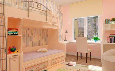 1-комнатная, 41.74 м²– 3