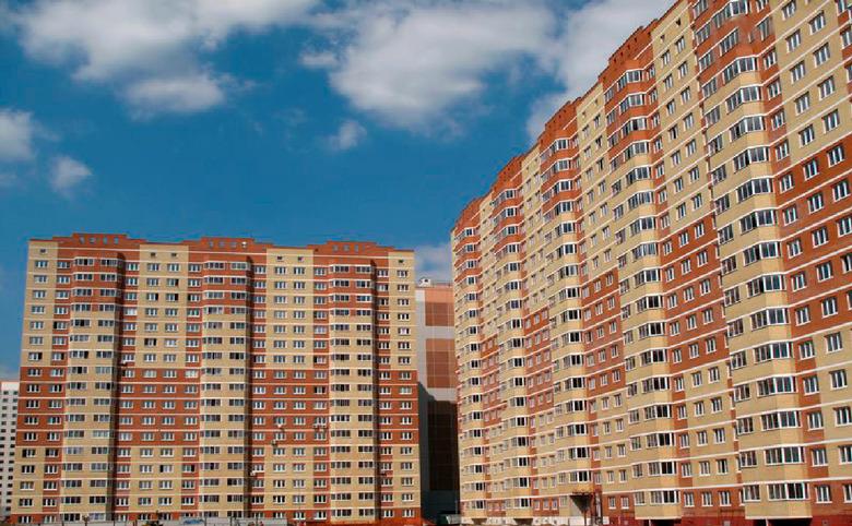 ЖК Домодедово парк – 1