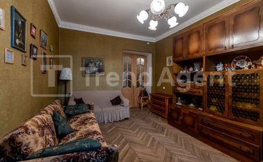 3-комнатная, 82.9 м²– 3