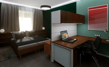 2Е-комнатная, 39.04 м²– 6