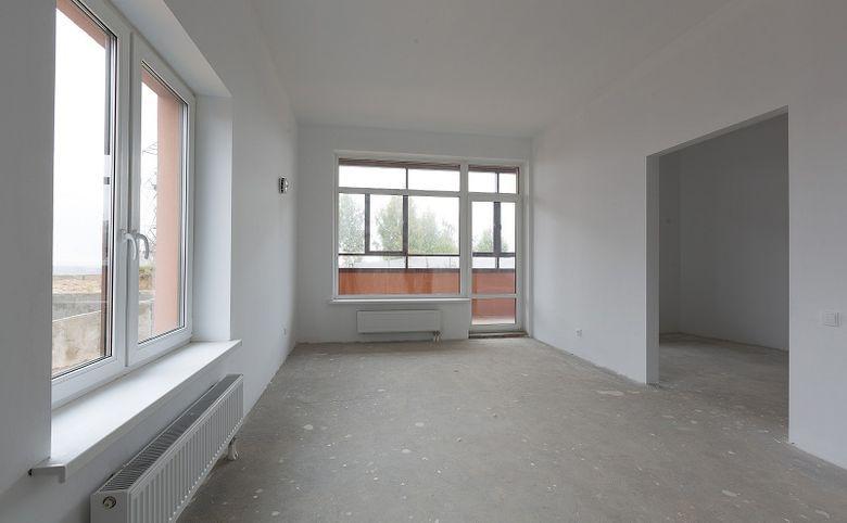 4Е-комнатная квартира, 80.6 м², 21 этаж – 2